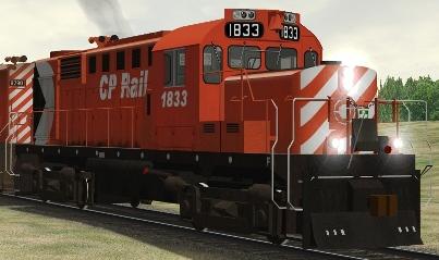 CP RS-18u #1833
