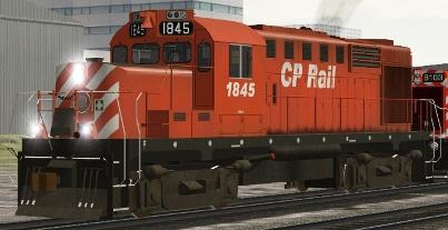 CP RS-18u #1845