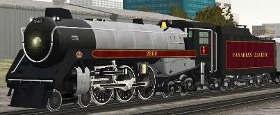 CP 4-6-4 #2860