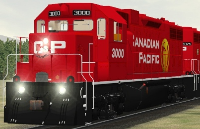 CP GP38AC #3000 (BCLW_CP_GP38-2_Six_Pack.zip shown)
