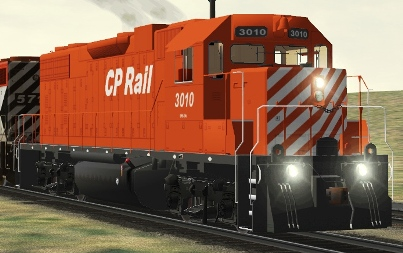 CP GP38AC #3010 (cpgeep3.zip with fix cp3010.zip shown)
