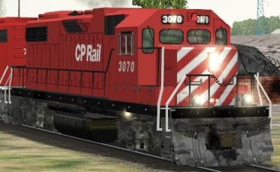 CP GP38-2 #3070