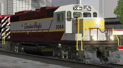 CP GP38-2 #3084