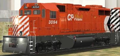CP GP38-2 #3094 (cpGP38pak.zip shown)