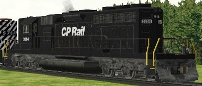 CP SD40-2 #3254