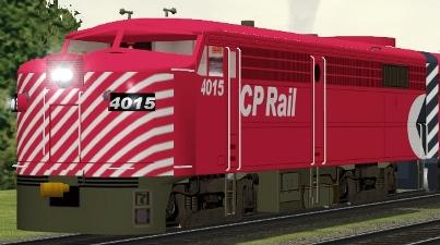 CP FA-4 #4015