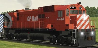 CP M-640 #4744