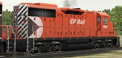 CP GP35 #5004