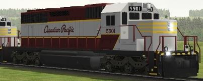 CP SD40 #5501 (cp5501.zip shown)
