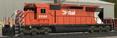 Tim's Canadian MSTS Locomotives List - CP, GMD SD40-2 - 5565-5799 Page