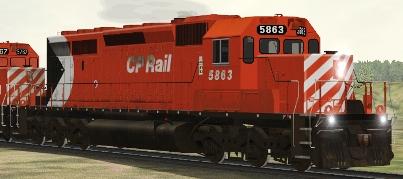 CP SD40-2 #5863 (cp40arbm.zip shown)