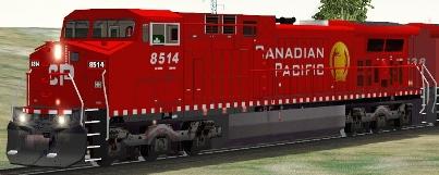 CP AC4400CW #8514