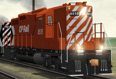 CP GP9 #8515
