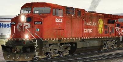 CP AC4400CW #8523