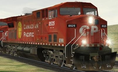CP AC4400CW #8525