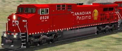 CP AC4400CW #8526