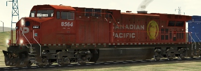 CP AC4400CW #8564