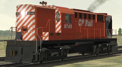 CP RS-18 #8745
