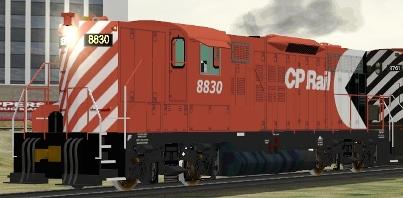 CP GP9 #8830