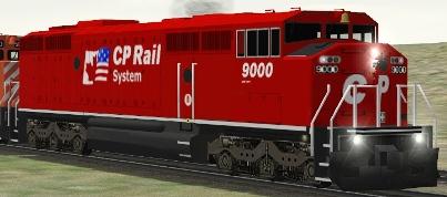CP SD40-2F #9000 (cpsd9000.zip shown)