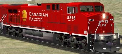 CP AC4400CW #9516