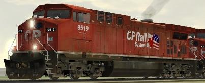 CP AC4400CW #9519