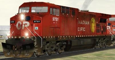 CP AC4400CW #9781