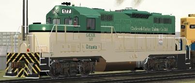 GEXR GP9 #177