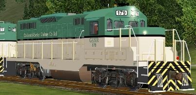 GEXR GP9 #179