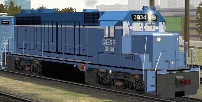 GEXR GP35m #3834