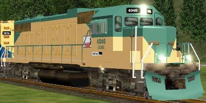 GEXR GP40 #4046