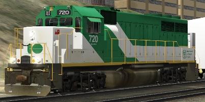 GOT GP40-M-2 #720