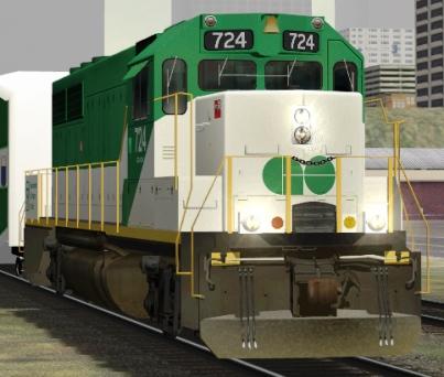 GOT GP40-M-2 #724