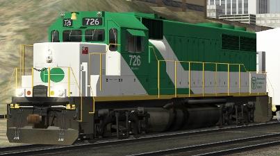 GOT GP40-M-2 #726