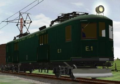 L&PS Express Interurban #E.1