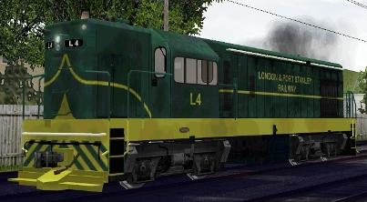 London & Port Stanley G12 #L4