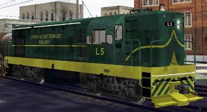 London & Port Stanley G12 #L5