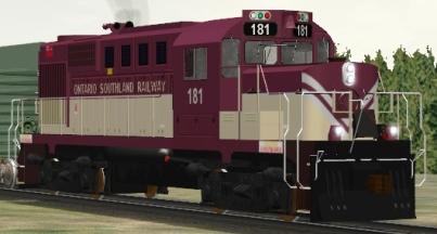 OSRX RS-18u #181