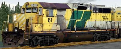 RS GP38-2 #61