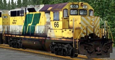 RS GP38-3 #66