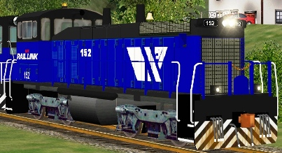 SRY MP15DC #152