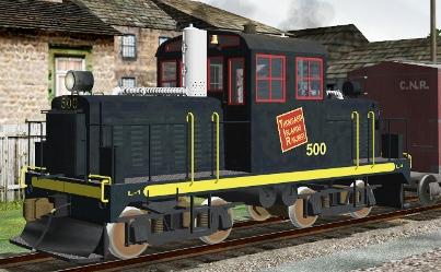 TIR Diesel #500