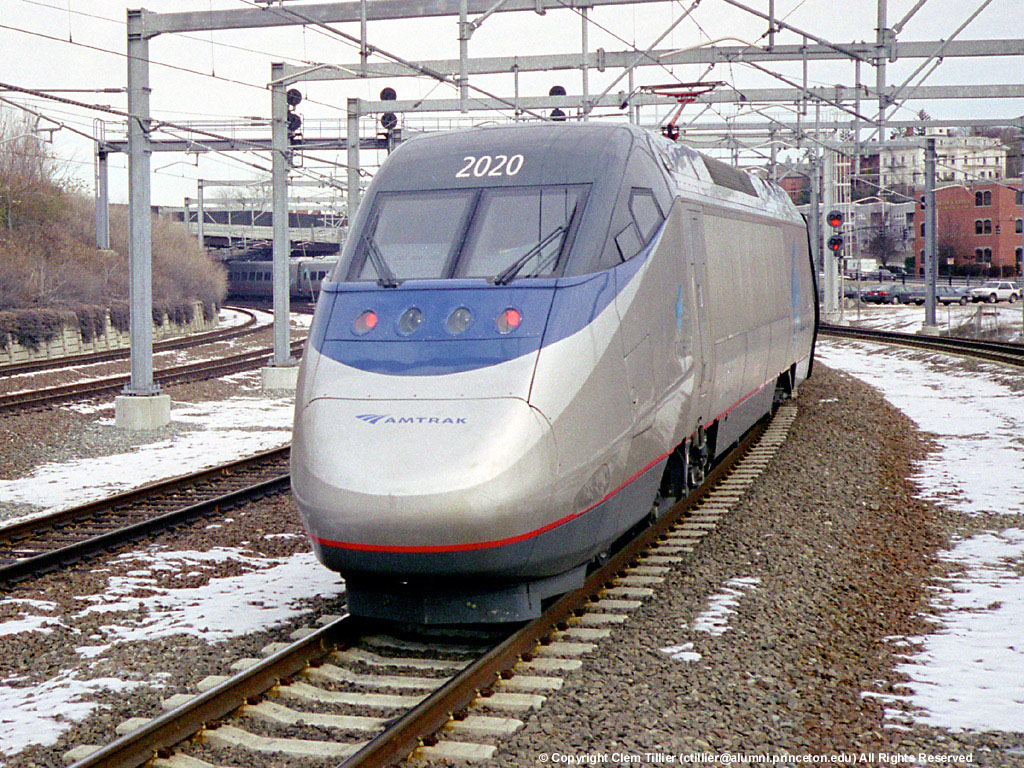 Traveling On Acela Review