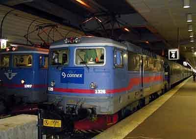 malmo narvik train