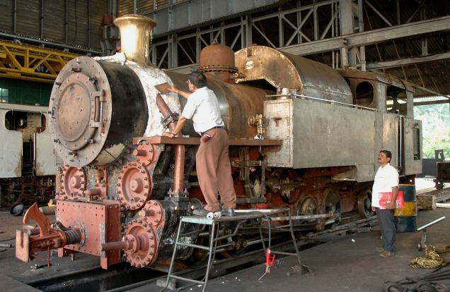 steam engine research paper