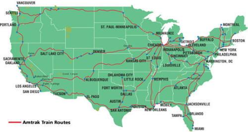 Amtrak Travel Guide