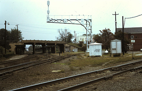 t he platforms were used for southern railway until