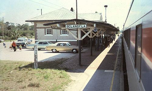 deland station  march 1979