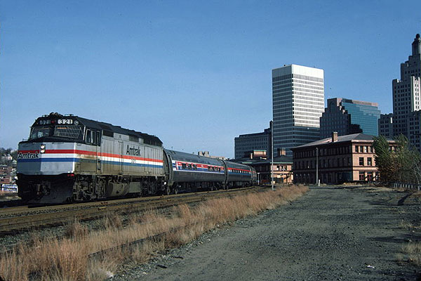 Amtrak Providence Rhode Island To New York