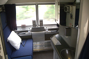 97 Silver Meteor Viewliner Roomette Bing Images